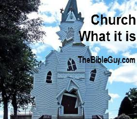 Church What it is FREE Ebook