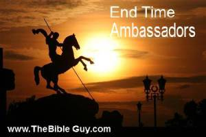 Equipping End Time Ambassadors