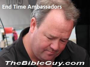 The Bible Guy equipping End Time Ambassadors